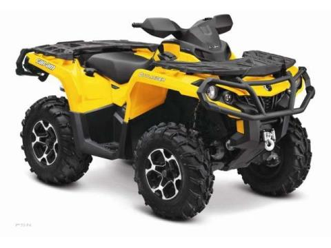 2012 Can-Am Outlander™ 800R XT  in Great Falls, Montana