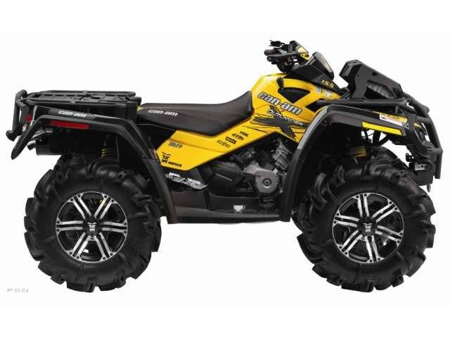 2012 Can-Am Outlander™ 800R X mr in Waco, Texas - Photo 8