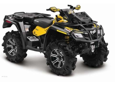 2012 Can-Am Outlander™ 800R X mr in Waco, Texas - Photo 5