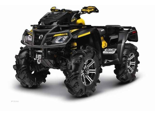 2012 Can-Am Outlander™ 800R X mr in Waco, Texas - Photo 6