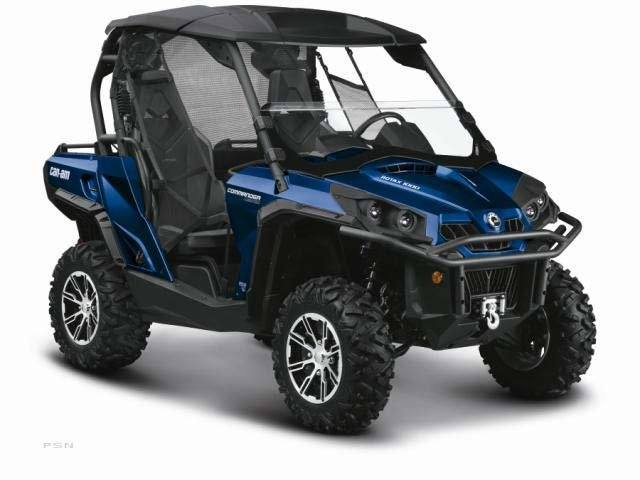 2012 Can-Am Commander™ 1000 LTD  in Panama City, Florida