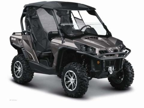 2012 Can-Am Commander™ 1000 LTD  in Lancaster, New Hampshire