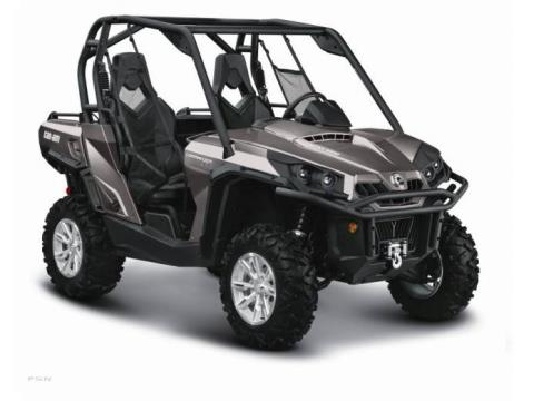 2012 Can-Am Commander™ 1000 XT in Bolivar, Missouri