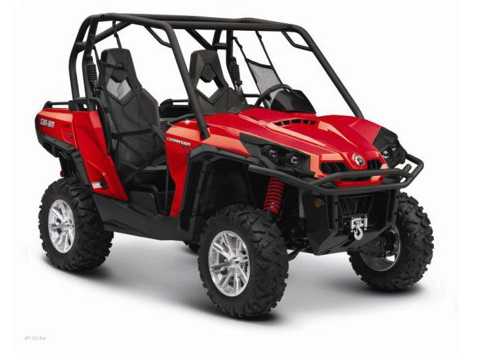 2012 Can-Am Commander™ 1000 XT in Waterbury, Connecticut