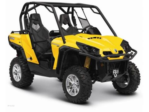 2012 Can-Am Commander™ 1000 XT in Claysville, Pennsylvania