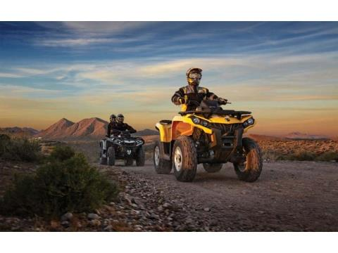 2013 Can-Am Outlander™ DPS™ 1000 in Kittanning, Pennsylvania