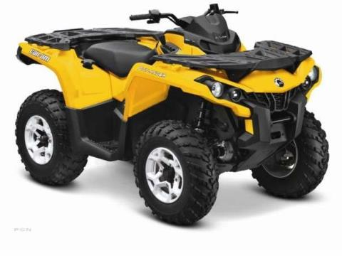 2013 Can-Am Outlander™ DPS™ 500 in Thomaston, Connecticut