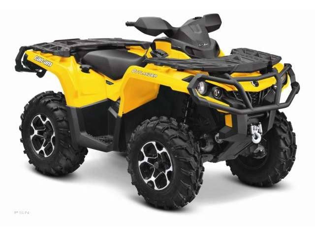 2013 Can-Am Outlander™ XT™ 1000 in Algona, Iowa - Photo 12