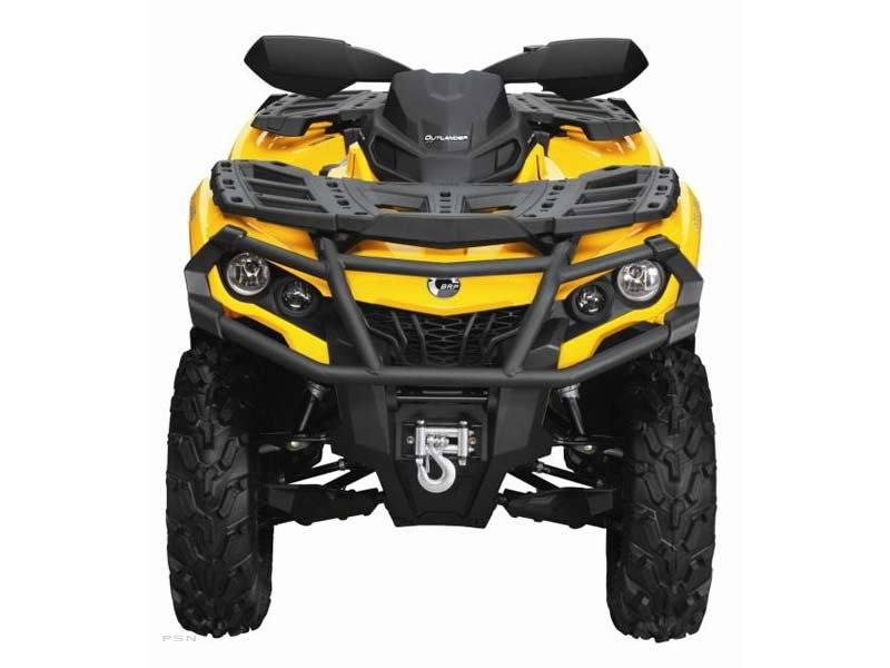 2013 Can-Am Outlander™ XT™ 1000 in Algona, Iowa - Photo 13