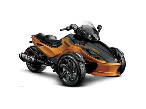 2013 Can-Am Spyder® RS-S SE5 in Johnstown, Pennsylvania
