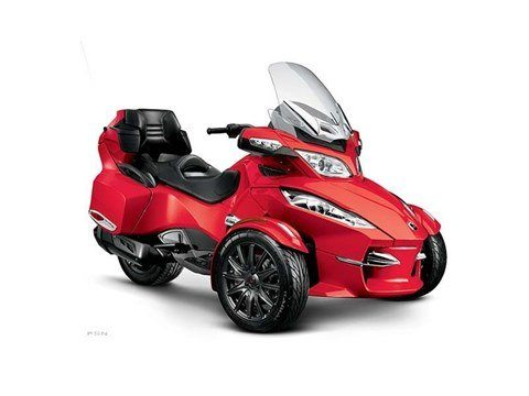2013 Can-Am Spyder® RT-S SE5 in Lancaster, New Hampshire