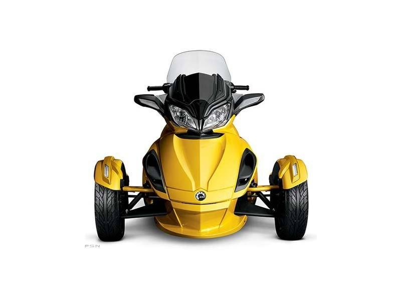 2013 Can-Am™ Spyder ST-S SE5 12