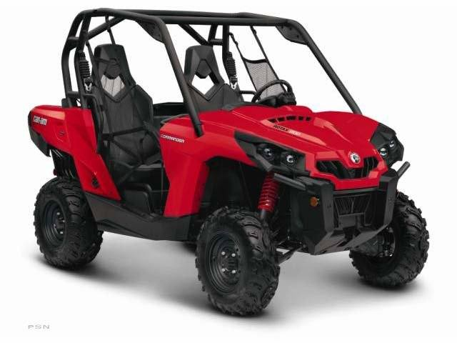 2013 Can-Am Commander™ 800R in Greenville, South Carolina
