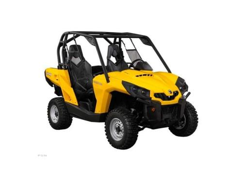 2013 Can-Am Commander™ E in Norfolk, Virginia