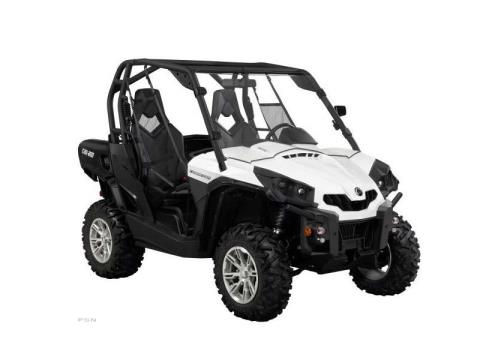 2013 Can-Am Commander™ E LSV in Norfolk, Virginia