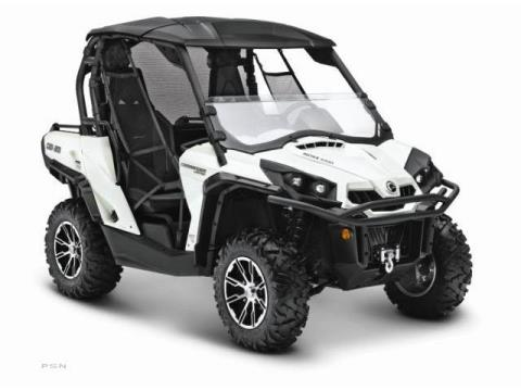 2013 Can-Am Commander™ Limited 1000 in Escanaba, Michigan
