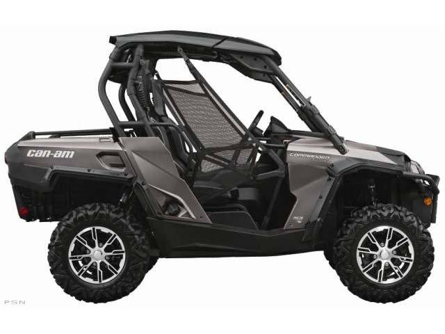 2013 Can-Am Commander™ Limited 1000 in Stillwater, Oklahoma