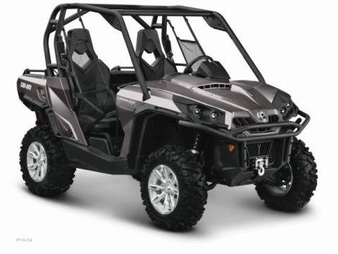 2013 Can-Am Commander™ XT™ 1000 in Evanston, Wyoming