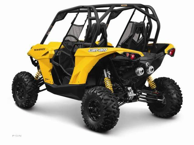 2013 Can-Am Maverick™ 1000R in Festus, Missouri - Photo 2