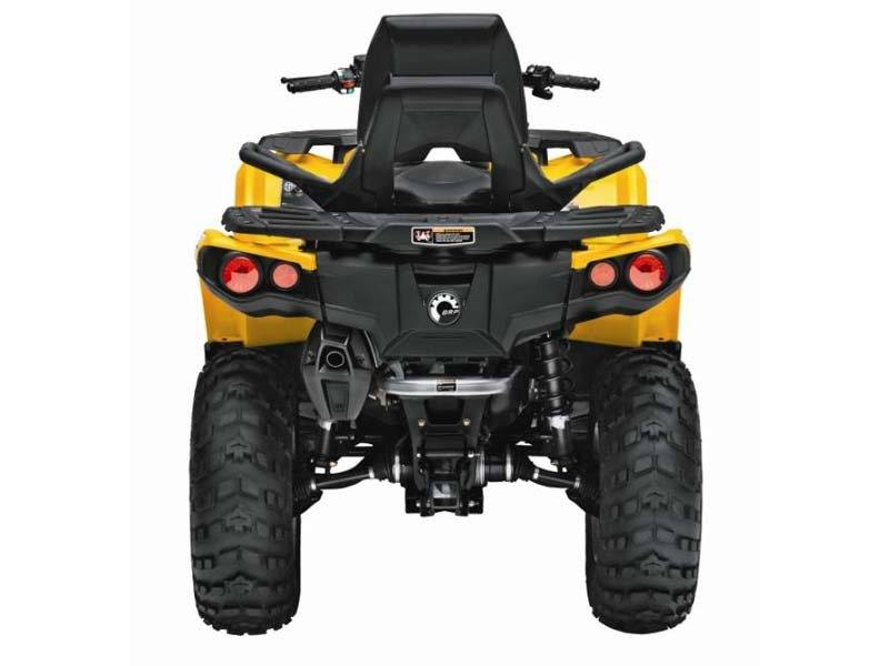 2014 Can-Am Outlander™ MAX DPS™ 1000 in Cedar Falls, Iowa