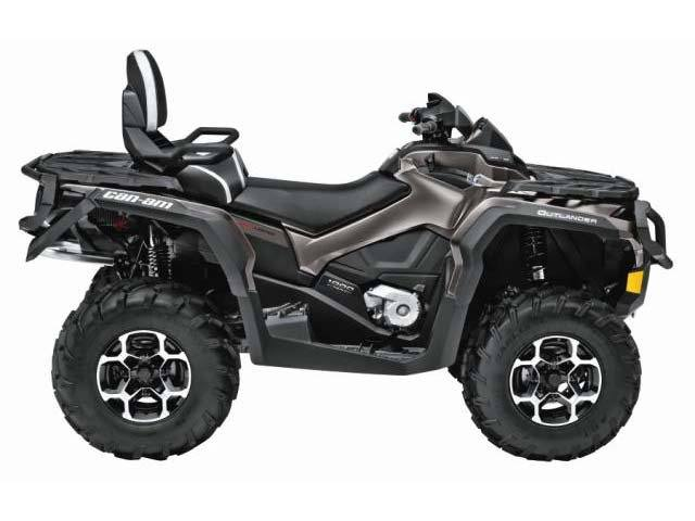 2014 Can-Am™ Outlander MAX Limited 1000 8