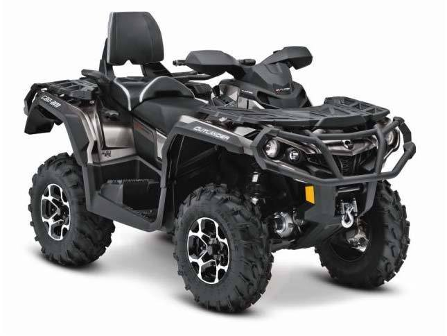 2014 Can-Am™ Outlander MAX Limited 1000 7