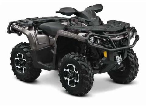 2014 Can-Am Outlander™ XT™ 800R in Honesdale, Pennsylvania