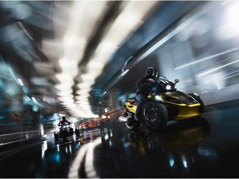 2014 Can-Am Spyder® RS-S in Broken Arrow, Oklahoma