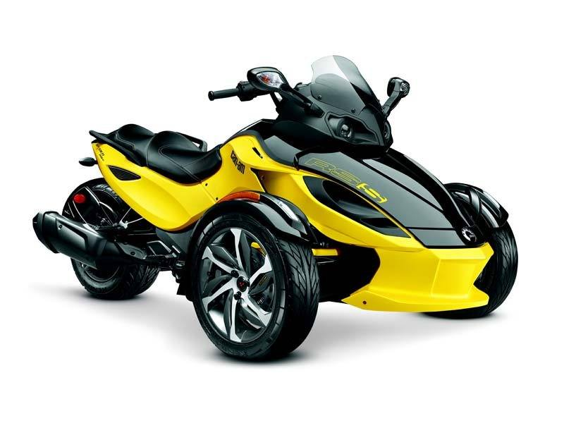 2014 Can-Am™ Spyder RS-S SM5 12