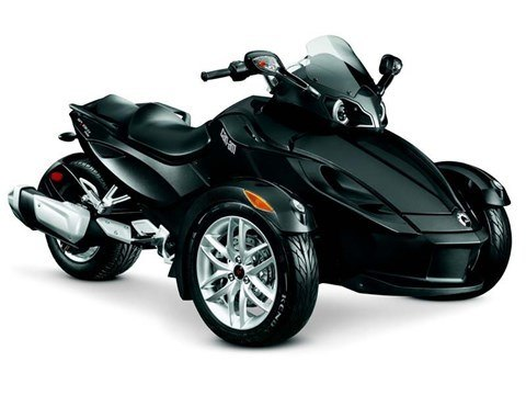 2014 Can-Am Spyder® RS SM5 in Johnstown, Pennsylvania