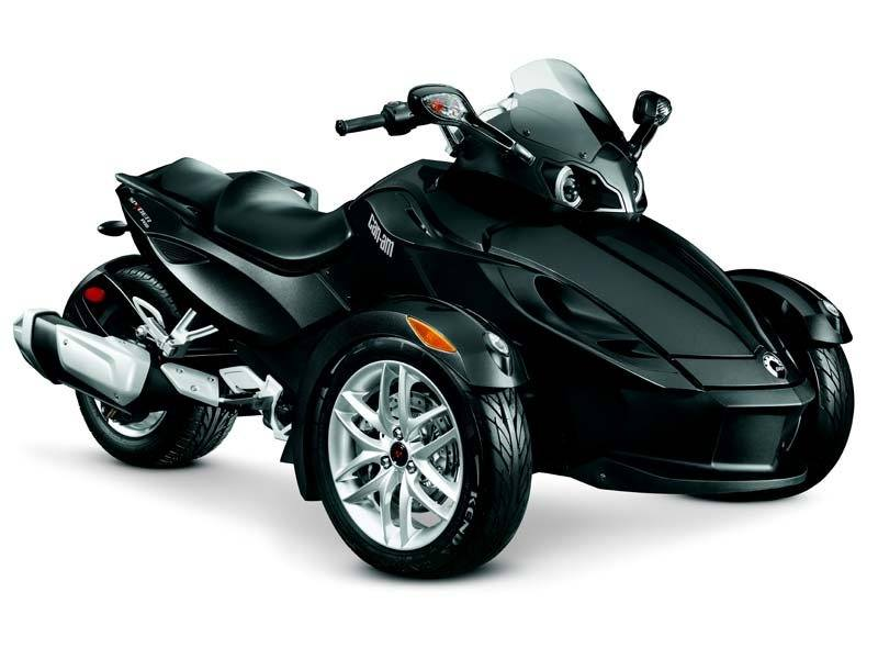 2014 Can-Am Spyder® RS SM5 Motorcycles Barre Massachusetts A1EC