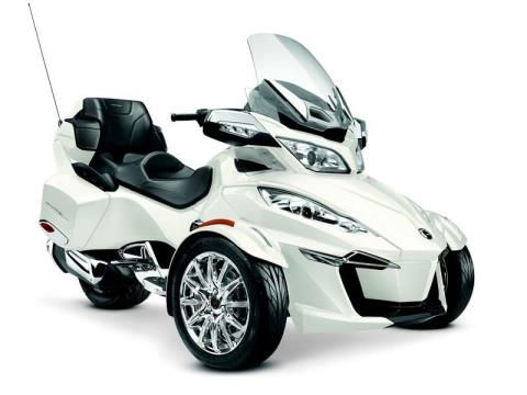 2014 Can-Am Spyder® RT Limited in Charleston, Illinois