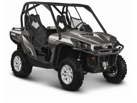 2014 Can-Am Commander™ XT™ 1000 in Bolivar, Missouri
