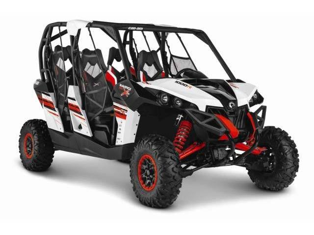 White / Black / Can-Am Red - Photo 5