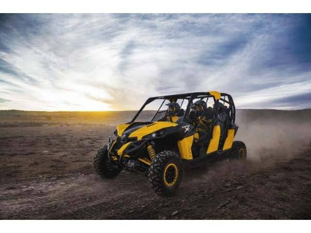 2014 Can-Am Maverick™ Max X® rs DPS™ 1000R in Claysville, Pennsylvania - Photo 6