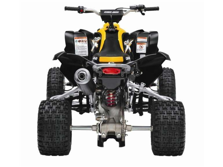 2015 Can-Am DS 450® X® mx in Grantville, Pennsylvania