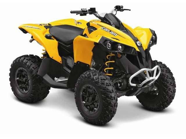 2015 Can-Am Renegade® 1000 in Grantville, Pennsylvania
