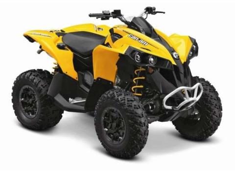 2015 Can-Am Renegade® 500 in Mineral Wells, West Virginia