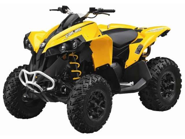 2015 Can-Am Renegade® 800R in Grantville, Pennsylvania