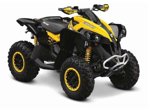 2015 Can-Am Renegade® X® xc 800R in Grantville, Pennsylvania