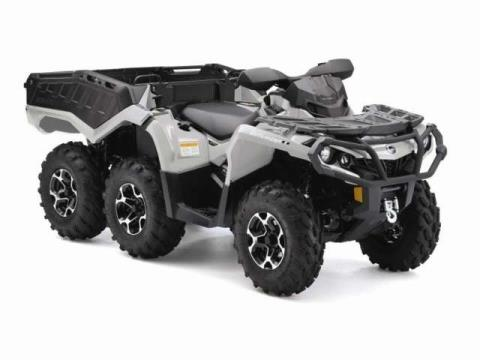 2015 Can-Am Outlander™ 6x6 XT™ 650 in Inver Grove Heights, Minnesota