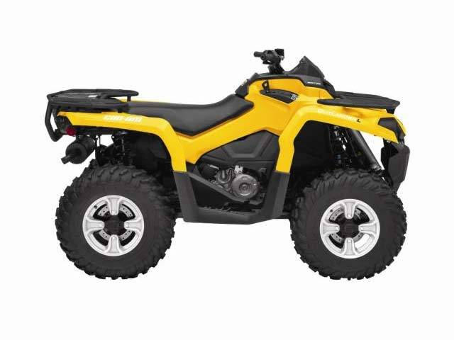 2015 Can-Am Outlander™ DPS™ 1000 in Grantville, Pennsylvania