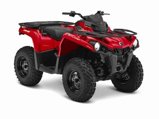 2015 Can-Am Outlander™ L 450 in Greer, South Carolina - Photo 11