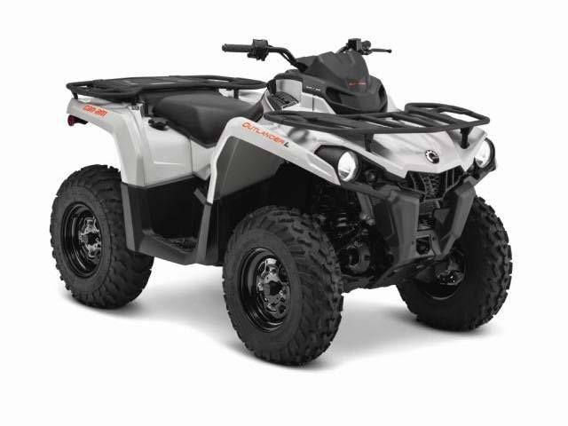 2015 Can-Am Outlander L 500 for sale 3379