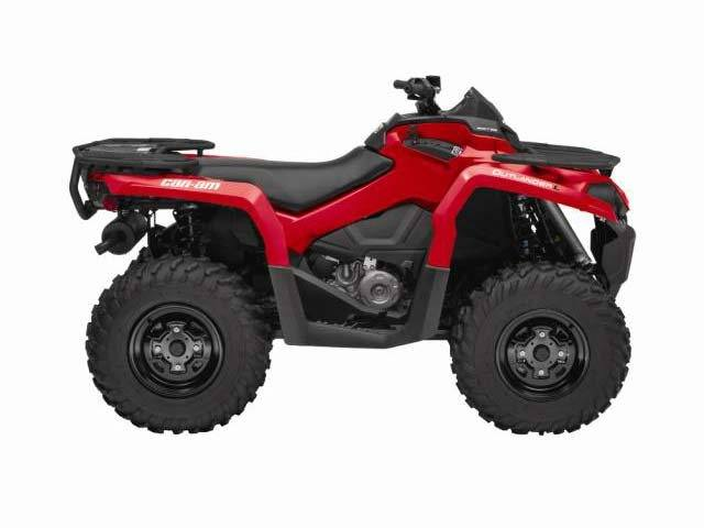 2015 Can-Am Outlander™ L 500 in Springville, Utah