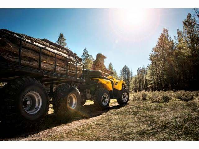 2015 Can-Am Outlander™ L DPS™ 500 in Grantville, Pennsylvania