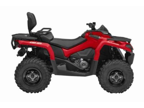2015 Can-Am Outlander™ L MAX 500 in Grantville, Pennsylvania