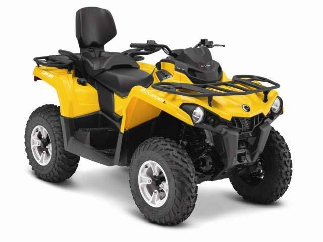 2015 Can-Am Outlander™ L MAX DPS™ 450 in Grantville, Pennsylvania