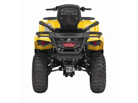 2015 Can-Am Outlander™ L MAX DPS™ 500 in Grantville, Pennsylvania