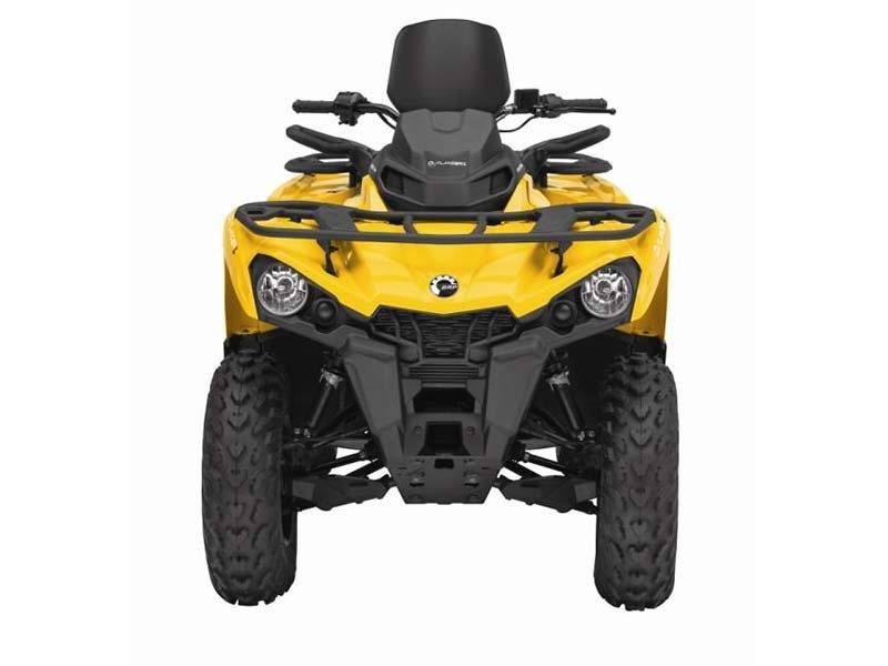 2015 Can-Am Outlander™ MAX DPS™ 650 in Grantville, Pennsylvania
